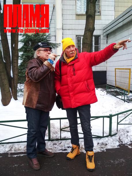 Валентин Дьяконов, Валерий Белов