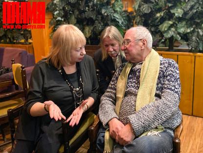 Ирина Шачнева, Валерий Белов, Игорь Никитин