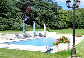 La Maison Ribotteau swimming pool
