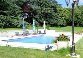 La Maison Ribotteau swimming pool