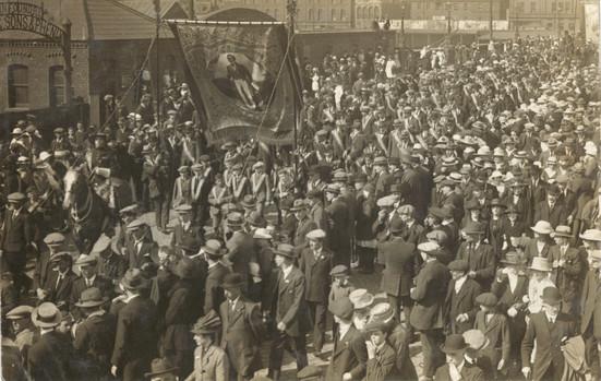 Parade, East Belfast, Ballymacarrett, ea
