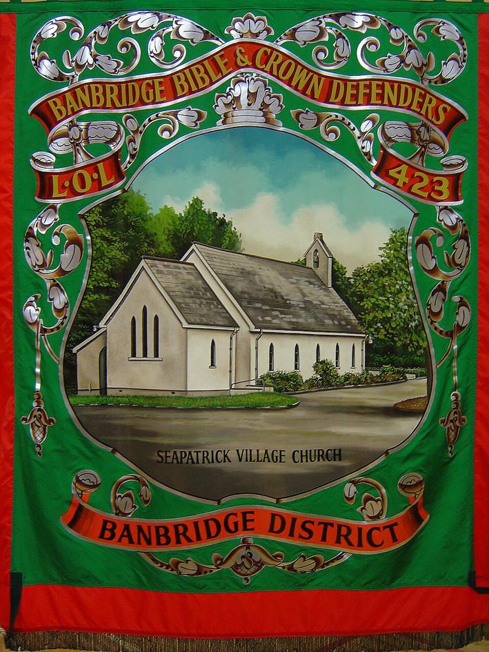 Banner of Seapatrick Parish Church.jpg