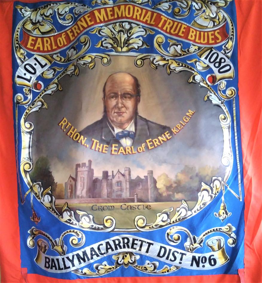 LOL 1080 Earl of Erne Memorial True Blue