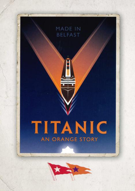 Titanic: An Orange Story