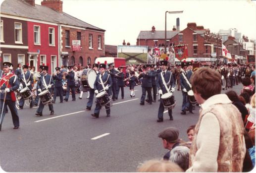 Parade, Belfast  1983.jpg