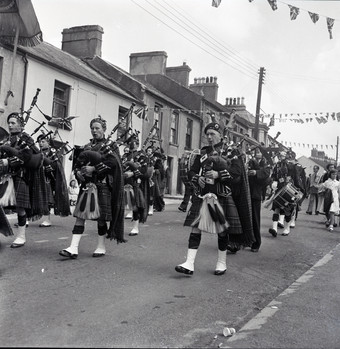 Waringsford Pipe Band, Twelfth in Rathfr