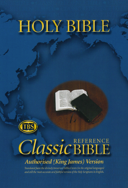 Holy Bible - King James Authorised Version