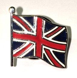 Union Jack Badge