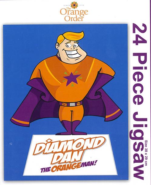 Diamond Dan Jigsaw