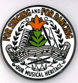 Badge - Musical Heritage