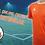 Thumbnail: 1795 Adidas Orange Sports Jersey