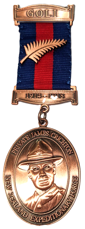 World War 1 Commemorative Jewel - Crichton