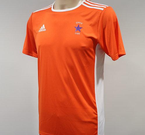1795 Adidas Orange Sports Jersey