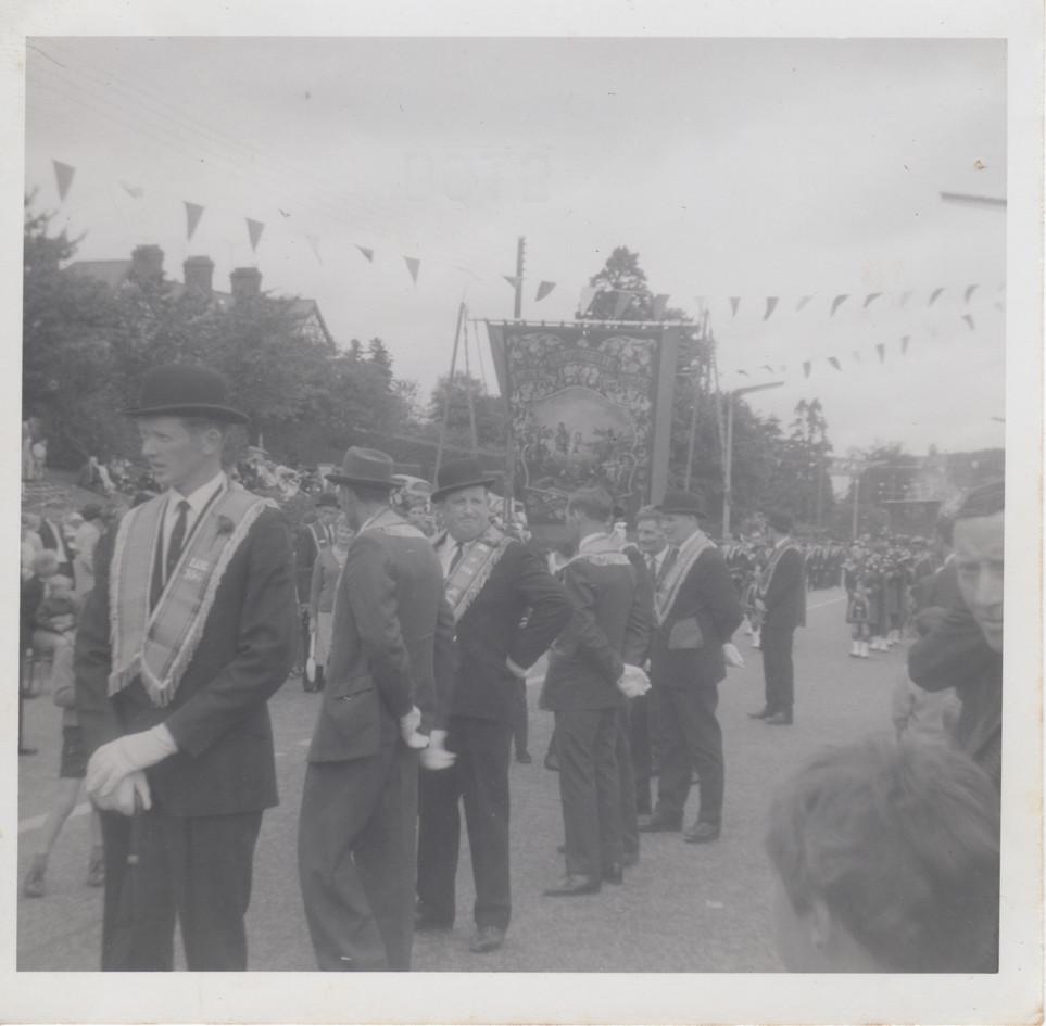 Twelfth of July, Banbridge 1969.jpg