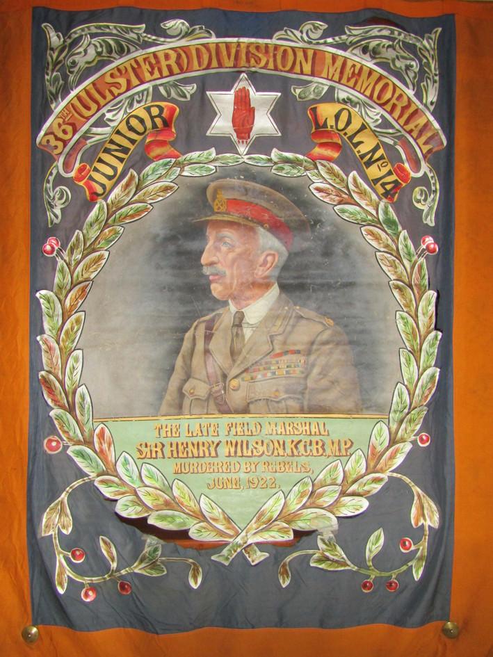 JLOL 14, 36th Ulster Division Memorial (