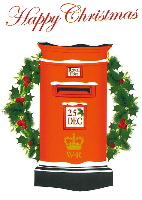 WR Postbox