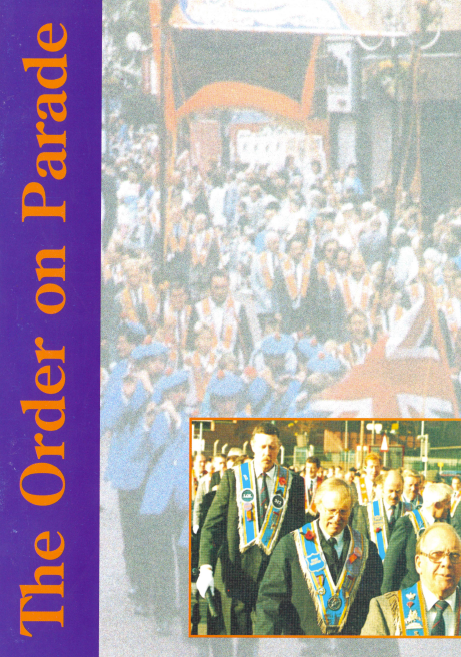 The Order on Parade by Graham Montgomery & Richard Whitten