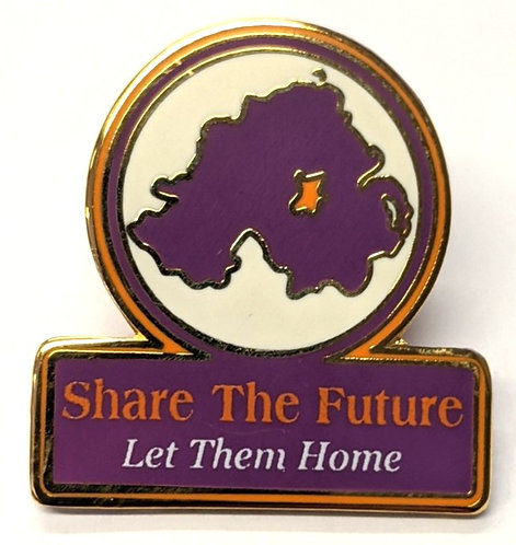 Share the Future Badge