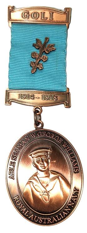 World War 1 Commemorative Jewel - Williams