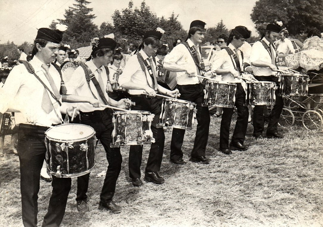 SAD286 The drummers of Knockloughrim Acc
