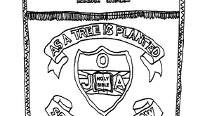 Colouring Pages: Banner