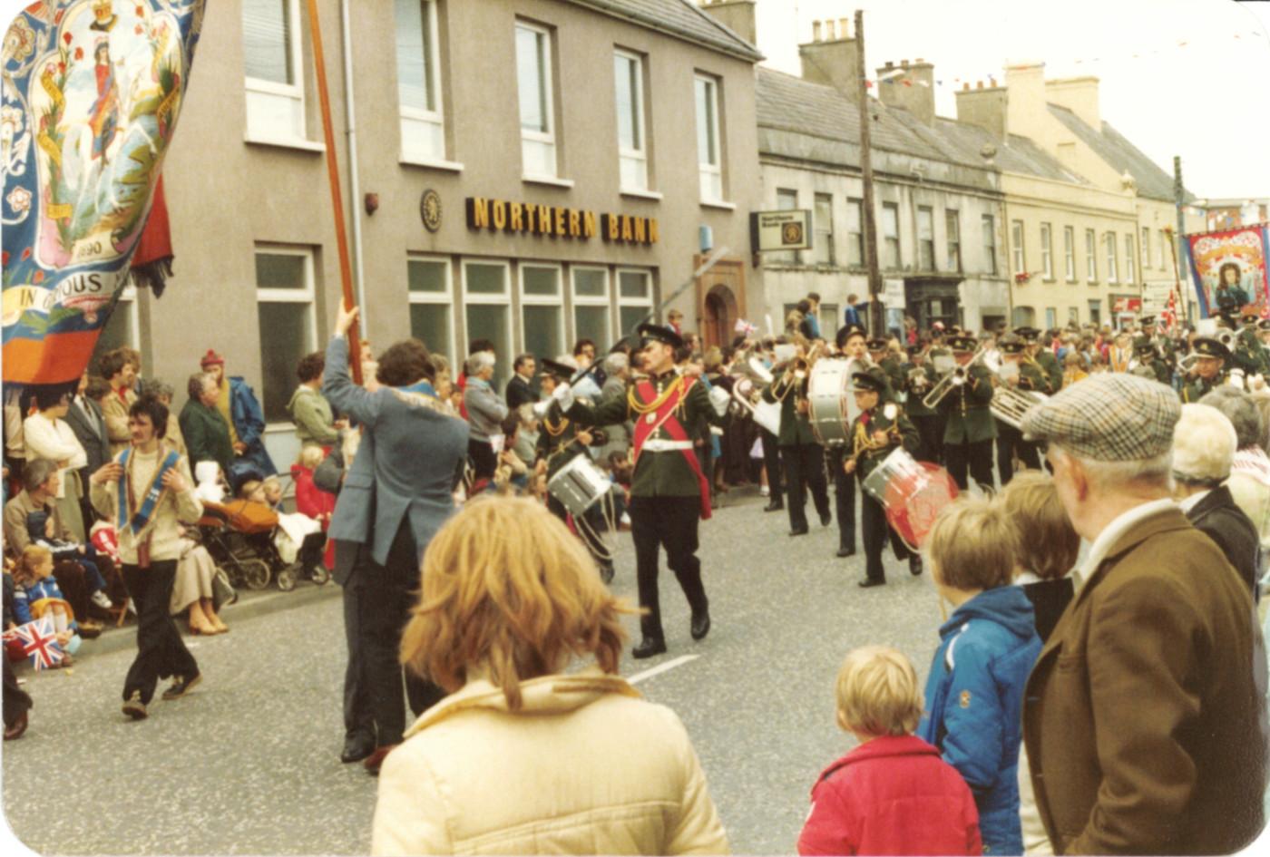 Parade, Comber 1983.jpg