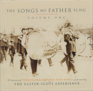 The Songs My Father Sung CD
