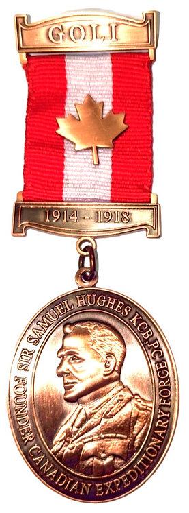 World War 1 Commemorative Jewel - Hughes