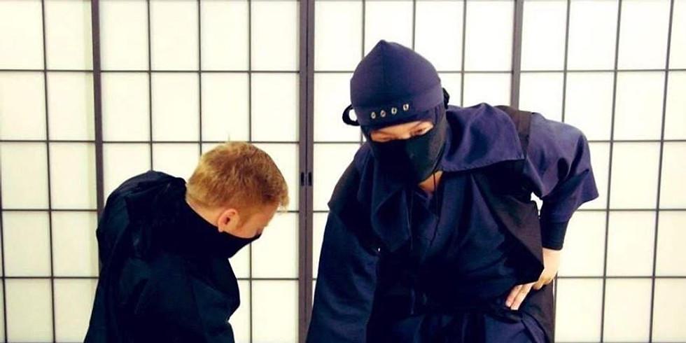 【オンデマンド】忍者と考えるエコ問題