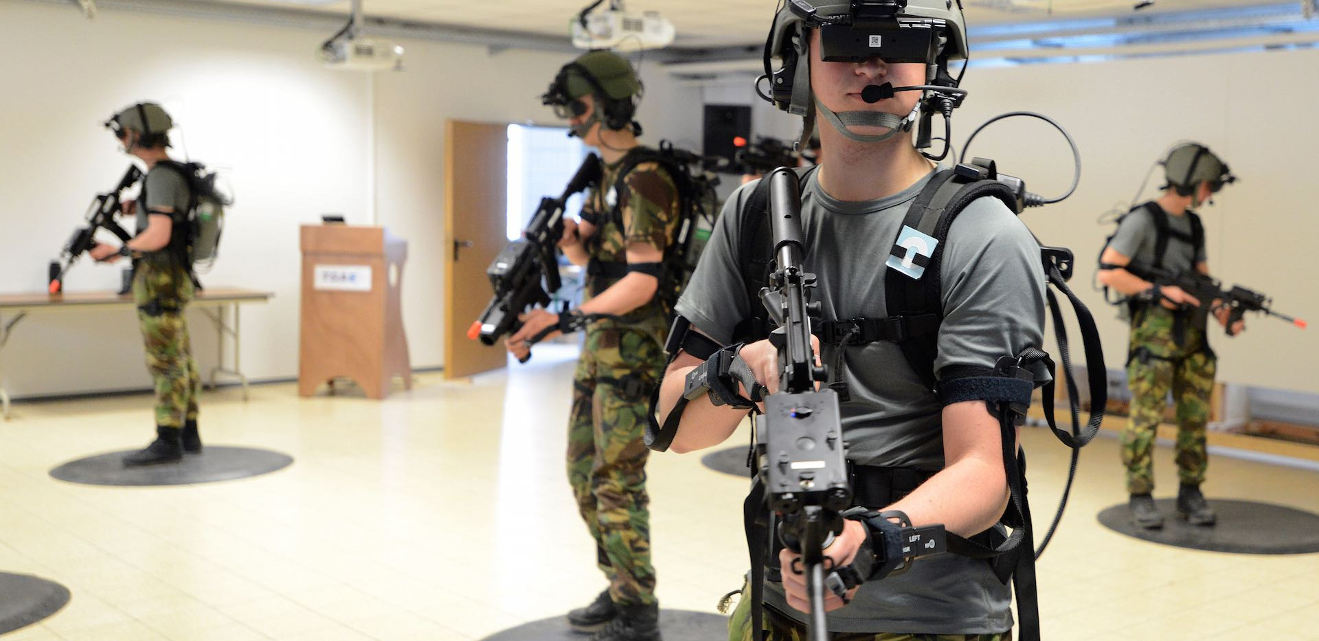 Dismounted Soldier Program