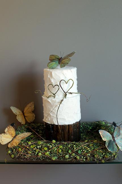 LOR Wedding Cake