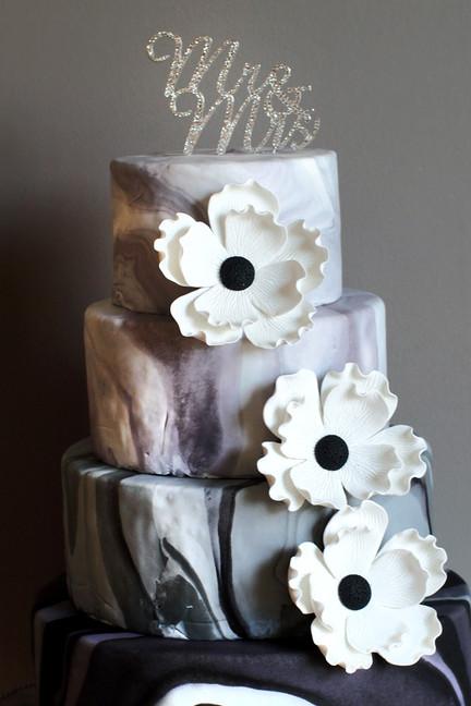 NEA Wedding Cake