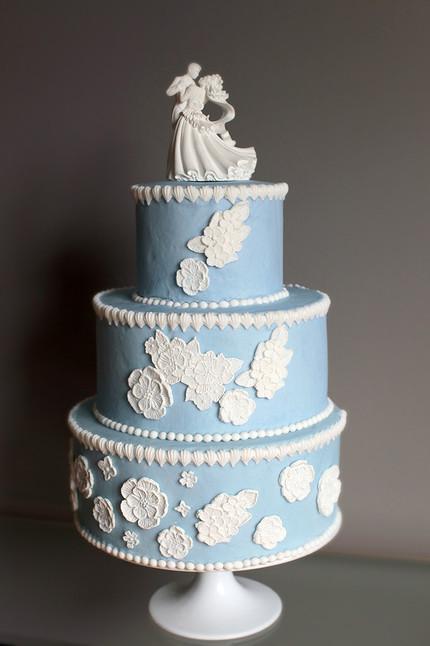 BEL Wedding Cake