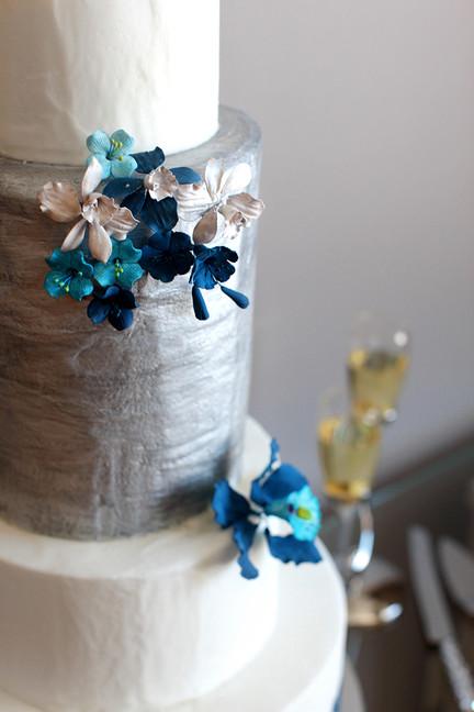 MAE Wedding Cake