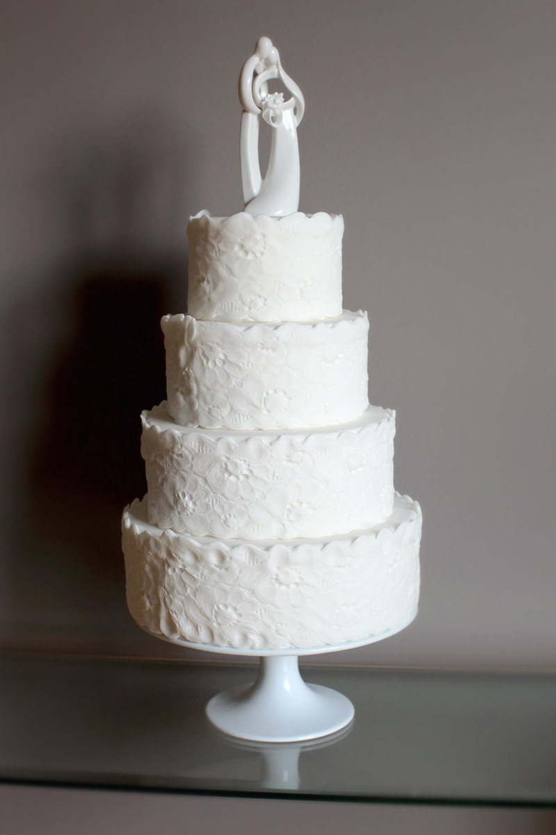 ODY Wedding Cake