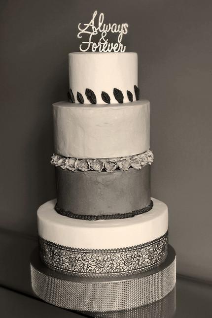 UMA Wedding Cake