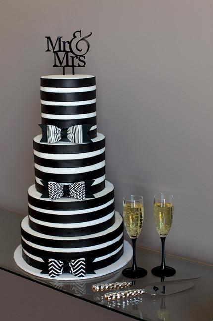 SYD Wedding Cake