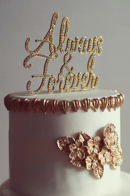 ESA Wedding Cake