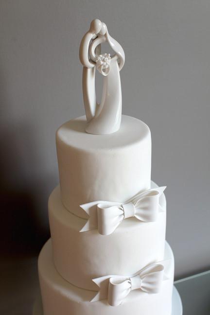DEB Wedding Cake