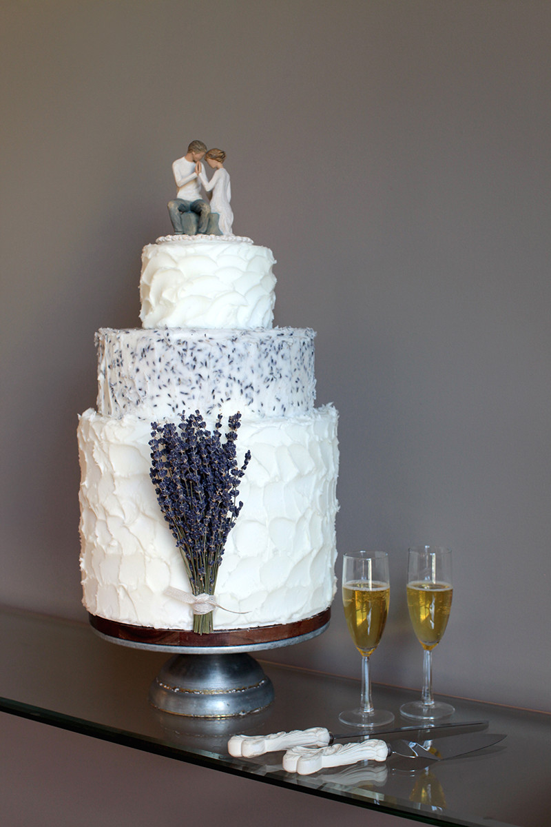 VAL Wedding Cake