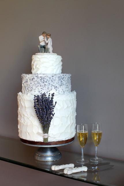 VAL Wedding Cake