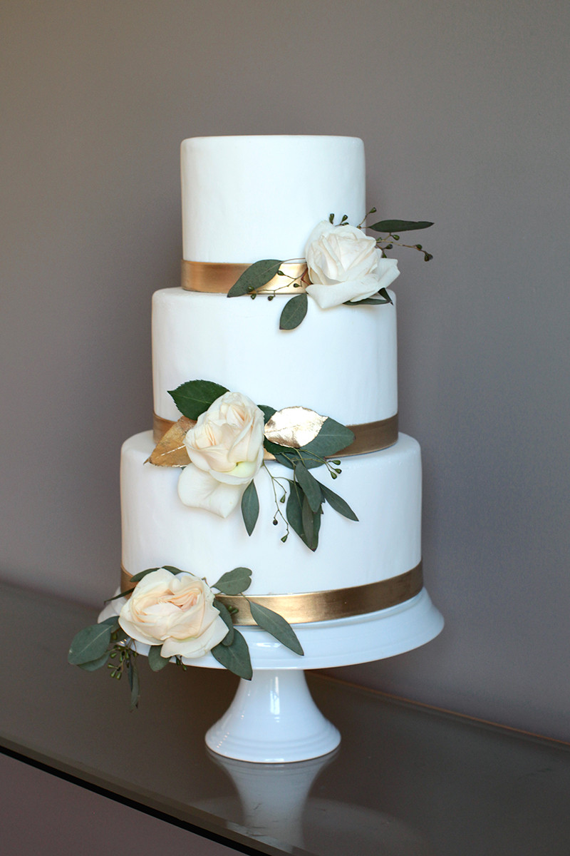 FAE Wedding Cake