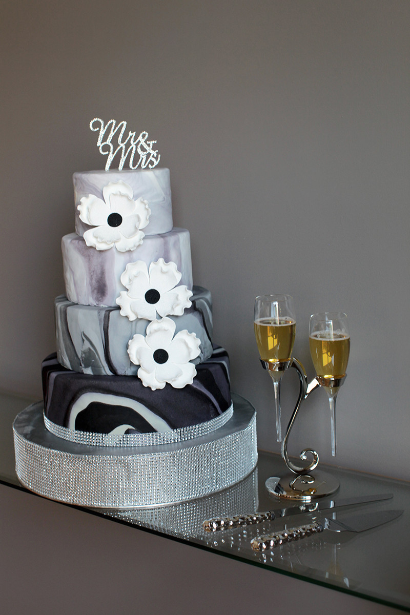 NEA Wedding Cake