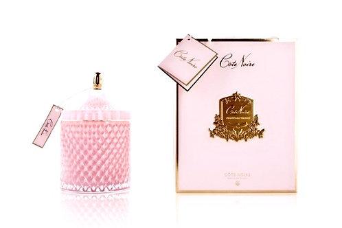 Cote Noire - Grand Champagne Pink Art Deco Candle