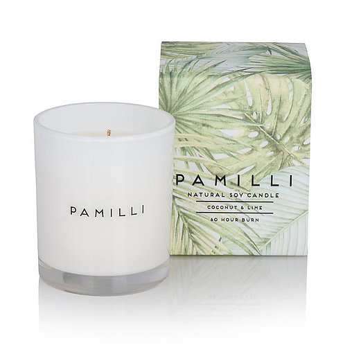 Pamilli Large Natural Soy Candles