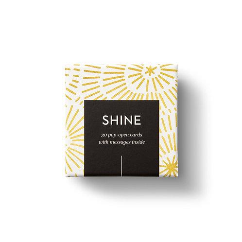 Boxes Of Inspiration - Shine