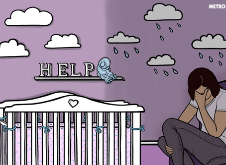 How can I help someone with Postnatal depression - Part 2