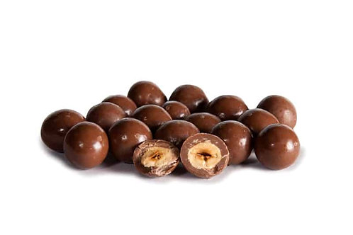Premium Chocolate covered Hazelnuts