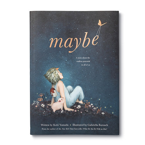 Maybe - Book To Inspire And Comfort