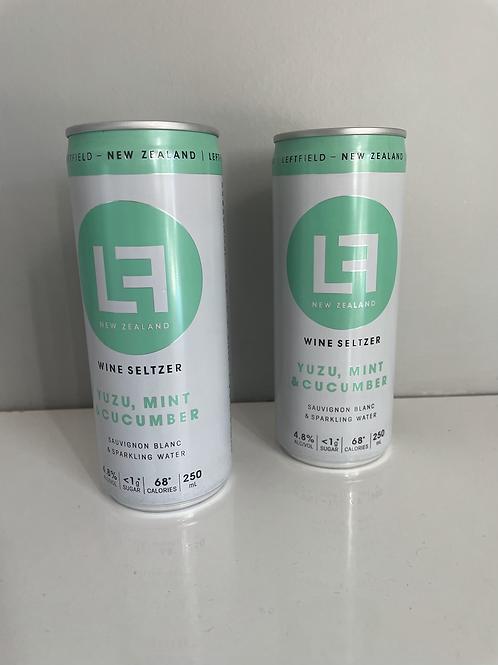 Wine Seltzer - Yuzu, Mint & Cucumber